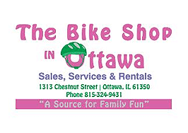 The Bike Shop In Ottava