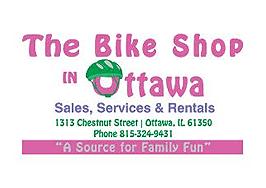 The Bike Shop In Ottava