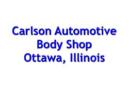 Carlson Automotive Body Shop