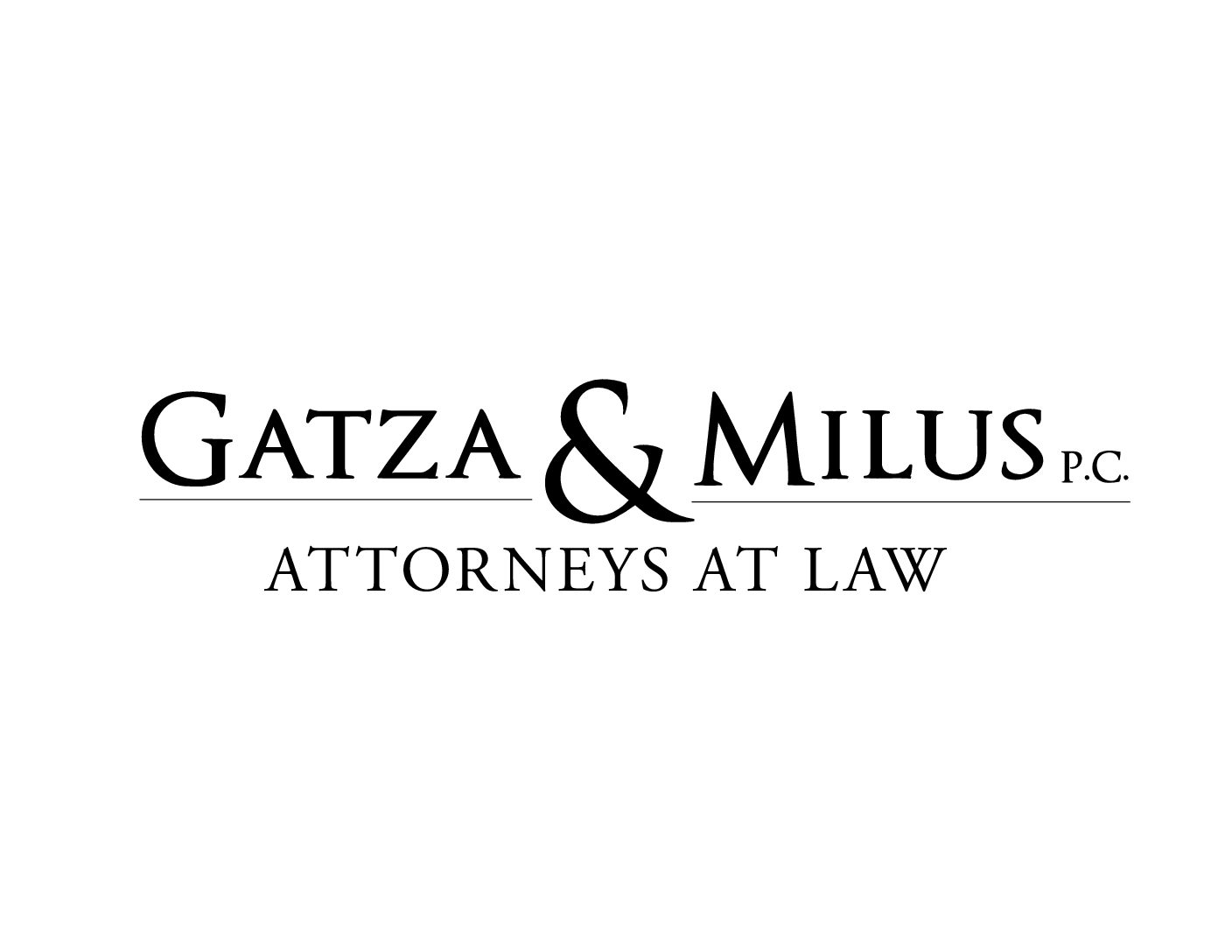 Gatza & Milus, P.C, Attorneys At Law
