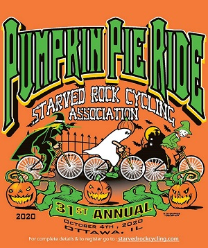 COVID-19 ALERT! Our plan is still to host the 31st Annual Pumpkin Pie Ride on October 4, 2020. However, we are delaying the opening of registration at this time. We are closely monitoring the latest developments of the COVID-19 global pandemic. We will continue to follow guidelines from local health and government authorities to adjust event planning as needed to keep cyclists and our community safe. Please check after July 15, 2020 for updated information.